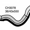 ท่อยางหม้อน้ำล่าง JEEP GRAND CHEROKEE ZJ / Lower