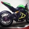 Crash Bar for ER6N/Ninja650 by K2-Factory
