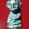 รูปหล่อโบราณหลวงพ่อวัฒน์ (หน้าใหญ่). วัดชัยชนะชุมพล จ.สุราษฏร์ธานี