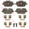 ผ้าดิสเบรคหลัง MINI Countryman R60 / Front Brake Pads, 34219804739