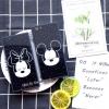 เคสขอบนิ่ม หลังกระจก Mickey & Minnie iPhone 6 Plus/ 6S Plus