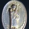 เหรียญพระสีวลี พิมพ์เล็ก วัดบ้านดงไชยวราราม จ.ลำปาง ปี ๒๕๑๙