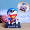 โมเดลหัวโยกสำหรับวางมือถือ ลาย Doraemon (02)