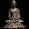 พระกริ่งพุทธปริต ชีวก หลวงปู่ดุลย์ วัดบูรพาราม จ.สุรินทร์ ปี2515
