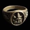 แหวนพระพุทธชินราช เนื้อเงิน วัดพระศรีรัตนมหาธาตุ วรมหาวิหาร พิษณุโลก
