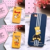 PC Cartoon case iPhone X