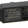 เซนเซอร์แรงดัน(เพรสเชอร์) MINI R56-R59 เครื่องN18 / Pressure Sensor, Bosch, 0261230253, V7599907