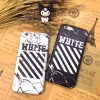 Off White iPhone 5/5S/SE