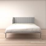 เตียงพับ รุ่น Infinite 5 ฟุต (พร้อมที่นอน แบรนด์ sealy)