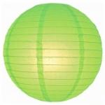 30 cm. โคมไฟกระดาษ เขียว