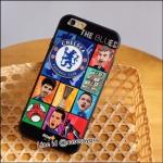 เคสฟุตบอลทีม Chelsea 02 iPhone 6 Plus/ 6S Plus