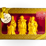 ฮกลกซิ่ว แพ็คกล่องทองสวยงาม