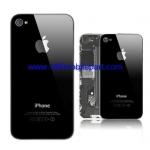 ฝาหลัง iPhone 4 สีดำ งานเกรด A