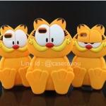 เคสตัวนิ่ม Garfield การ์ฟิว iPhone 6/6S