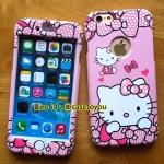 เคสประกบหน้า-หลัง Kitty 03 iPhone 6/6S