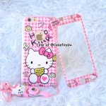 เคส 3 in 1 Kitty 01 iPhone 6/6S