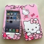 เคสประกบหน้า-หลัง Kitty 01 iPhone 4/4S