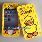 เคสประกบหน้า-หลัง B-Duck iPhone 4/4S