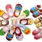 ถุงเท้าเด็ก size 9-15 cm.