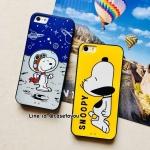 เคสขอบนิ่ม หลังแข็ง Snoopy iPhone 5/5S/SE