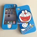 เคสประกบหน้า-หลัง Doraemon 02 iPhone 4/4S
