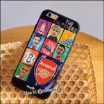 เคสฟุตบอลทีม Arsenal 02 iPhone 5/5S/SE