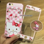 เคส 3 in 1 Kitty 02 iPhone 6/6S
