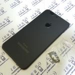 บอดี้ iPhone 6 Plus แปลง i7 Plus สี Jet-Black