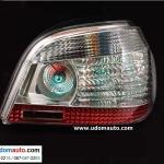 ไฟท้าย BMW E60 (สีขาว-แ ดง) ปี04- 0 8 / Tai llight, 520d, 523I, 525iSE