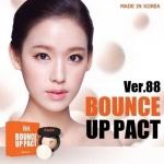 แป้งดินน้ํามัน ver 88 bounce up pact ของแท 100 made in korea