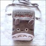 กระเป๋าใส่มือถือและของจุกจิกต่างๆ Totoro