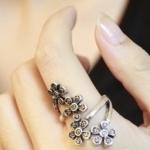 แหวนเถาดอกไม้