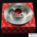 จานดิสเบรค-หน้า MINI Countryman, R60 (307มม.) / Front Disc Rotor, 34119804829, 34119811538