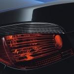 ไฟท้าย BMW E60 (รมดำ) ปี04-08 / Taillight, Smoke