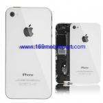 ฝาหลัง iPhone 4 สีขาว งานเกรด A