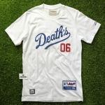 เสื้อยืดแฟชั่น Death's end matters