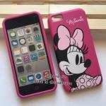 เคสประกบลาย Minnie Mouse รุ่นไอโฟน 5c