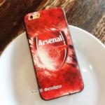 เคสฟุตบอลทีม Arsenal iPhone 6/6S