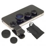 Lens 3 in 1 (Black)