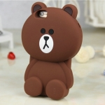เคสไอโฟนหมี Brown iPhone 4/4S