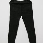 กางเกงยีนส์ยืดสีดำ