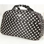 "Value Luggages กระเป๋าเดินทาง 22"" รุ่นVBL-002 (สีจุดดำขาว)"