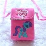 กระเป๋าใส่มือถือและของจุกจิกต่างๆ Pony (Pink)