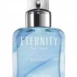 น้ำหอม Calvin Klein Eternity Summer 2013 For men EDT 100ml. Nobox.