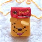 กระเป๋าใส่มือถือและของจุกจิกต่างๆ Pooh