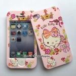 เคสประกบหน้า-หลัง Kitty 02 iPhone 4/4S