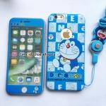 เคส 3 in 1 Doraemon 01 iPhone 7 Plus