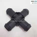 ข้อต่อท่อน้ำ MINI Cooper(S) R52, R53 (4ทาง)