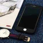 เคสประกบหน้าแข็ง หลังนิ่ม ดำ iPhone 6/6S