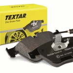 """ผ้าดิสเบรคหน้า MINI Cooper """"TEXTAR"""" / Front Brake Pads"""